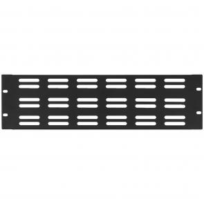 RCP-8723U 19´´ frontplade 3U til ventilation