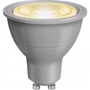 Varm hvid LED pære  GU10 lyskilde - LDR5-105/WWS