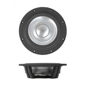 """SB Acoustics SW26DAC76-4  10"""" shallow woofer, alu cone"""