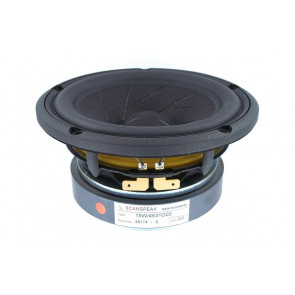 """Scan-Speak 5,25"""" Revelator Bas/mellemtone 15W/453100G00 (sæt med 2stk)"""