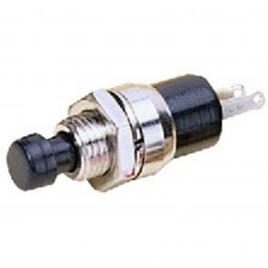 M-412/SW Ringetryk sort 0,5 amp Mini ringtryk
