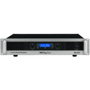 STA-235 PA-forstærker 2x500Wrms