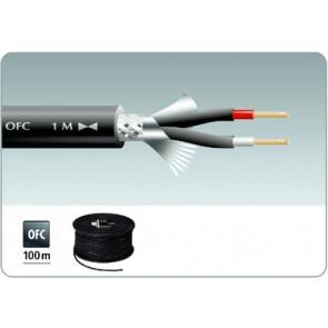 MLC-122/SW Mikrofonkabel 100m
