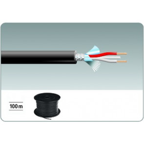 CDMX-3 DMX-kabel 100m