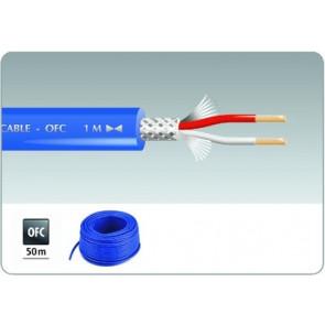 MLC-52/BL Signalkabel 50m blå