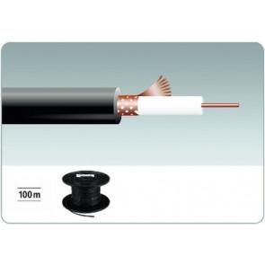 VCC-100/SW Videokabel 75 Ohm 100m