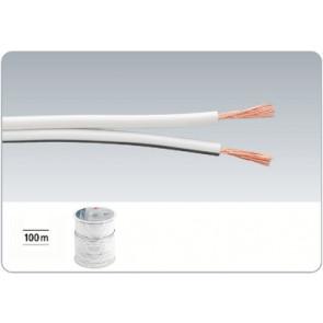 SPC-70/WS Ht.kabel 100m ´økonomi´ hvid
