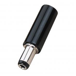 DC stik 5,5/2,5 mm til kabel montering