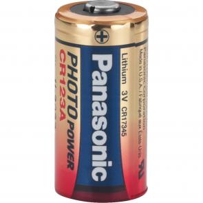CR-123 Batteri lithium 3 Volt