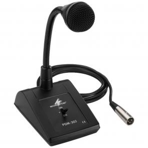 Bord mikrofon dynamisk med XLR stik 5 meter kabel - PDM-302
