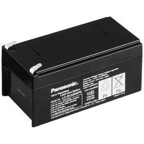 12 volts batteri
