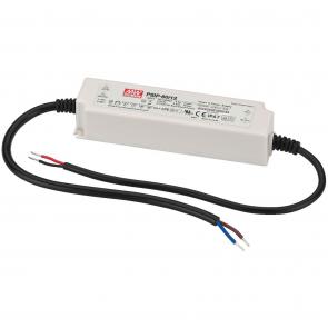 Strømforsyning til LED - 60 Watt 12 volt 5 A -  PSIP-60/12