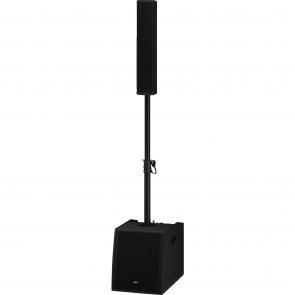 Kompakt søjle højttaler med DSP - C-RAY/310