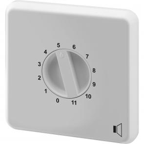 ELA-volumekontrol - ATT-212H/WS