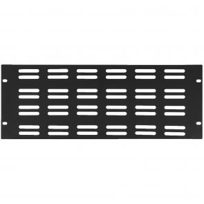 19´´ frontplade 4U til ventilation - RCP-8724U