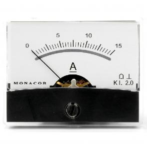 PM-2/15A Panelmeter 15 A