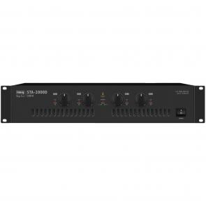 STA-2000D Digital forstærker 4x500Wrms