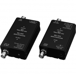 AHD transmissionssæt til RG-59 op til 600 meter - AXS-100