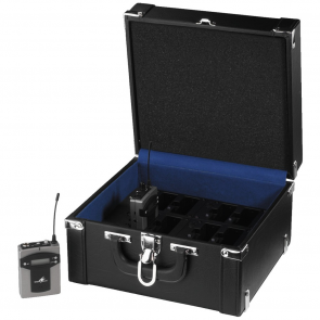 TXA-12C Kuffert med lader til ATS TXA