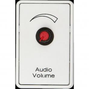Fuga panel volume kontrol til indbygning - ANT-6DC