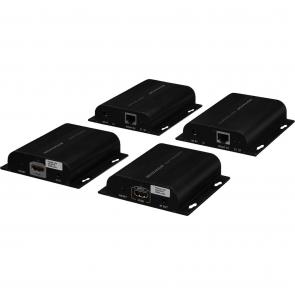 HDMI transmissionssæt HDMI over netværks kabler - INS-100Z