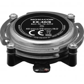 EX-40/8 bredbånds Exciter