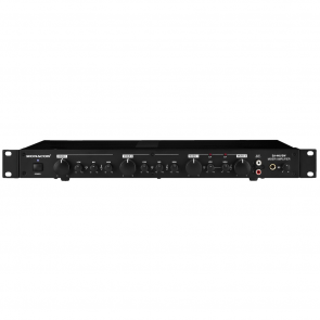 SA-440/SW Monacor mixer forstærker 2 x 100 watt