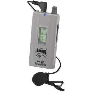 ATS-50T 40 kanals lommemikrofon sender