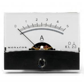 PM-2/5A Panelmeter 5 A
