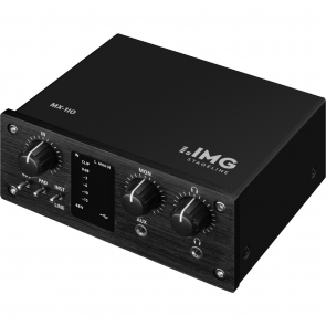 MX-1IO Mikrofon og optagelses interface USB