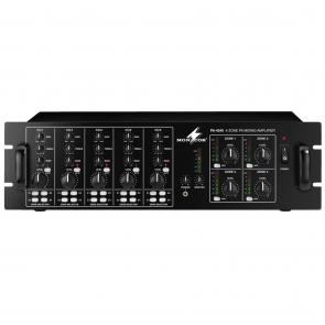 Forstærker 4 zoner med mixer - PA-4040