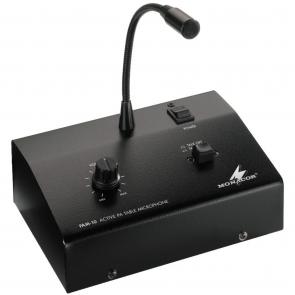 PAM-10 Monacor PA-Bord mikrofon