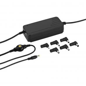 Switch-mode strømforsyning, max. 6 A ned forskellige stik - PSS-120NE