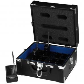 ATS-12C Multioplader til ATS-10 - kufferet Monacor