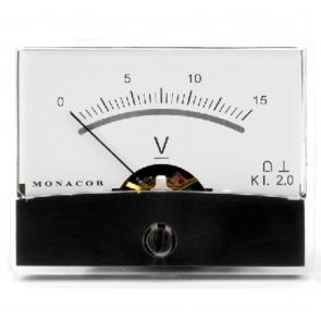 PM-2/15V Panelmeter 15 Volt