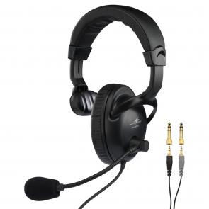 Headset med bøjle mikrofon - BH-009S