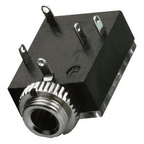 Jackbøsning 3.5mm - PG-203JN stereo