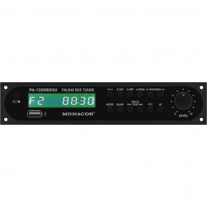 Tuner-modul RDS+USB til indbygning - PA-1200RDSU