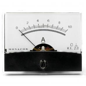 PM-2/10A Panelmeter