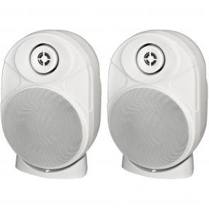 2-vejs højtaler væg eller loft montering - MKS-508/WS