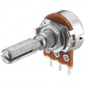 Potmeter lin 50 KOhm - VRB-101M50