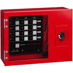 EVA-16FP Mikrofonsystem til brandvæsenet