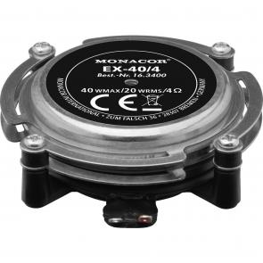 EX-40/4 bredbånds Exciter