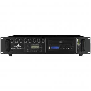 PA-forstærker med CD og radio - PA-8120RCD