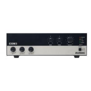 Audac Zonemixer og forstærker 30W 100V - 1 zone
