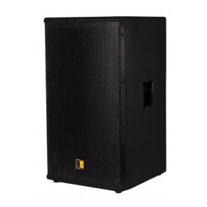 """Audac PX112 2-vejs højttaler 1,3""""+12"""", 300W, sort"""