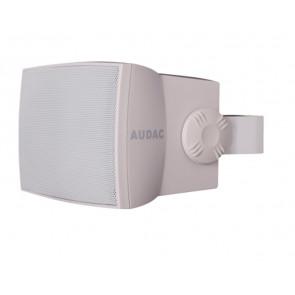 "Audac WX302 3"" 2-vejs højtt. 30W/100V/8 Ohm, hvid IP55"