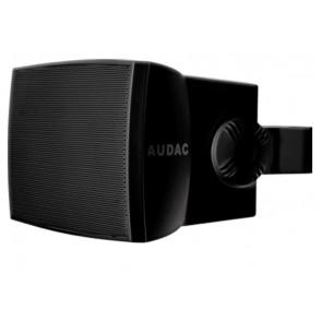 """Audac WX502 5"""" 2-vejs højttaler 50W 100V & 8 Ohm, sort"""