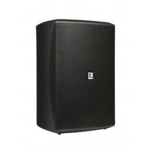 """Audac Xeno væg højttaler 6"""", 80W, sort"""