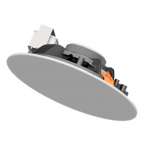 Audac indbygningshøjttaler til loft CENA506, Sort
